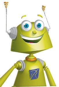 robot ludique