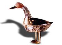 La replique du canard de Vaucanson