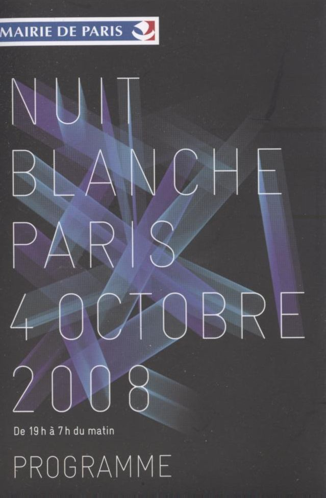nuitblanche2008-programme