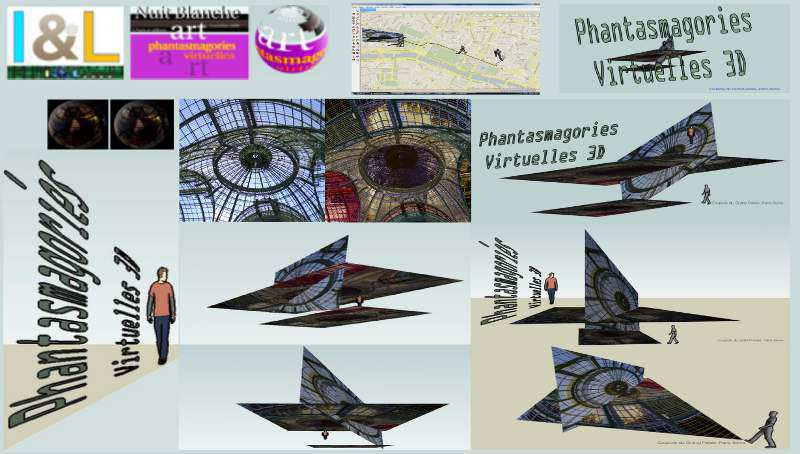 phantasmagories visuelles